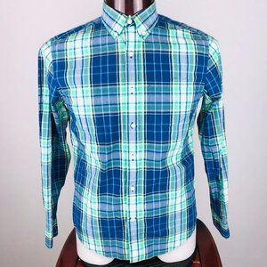 American Eagle Athletic Fit Button Down Shirt
